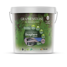 Load image into Gallery viewer, Biosphere Colour - Our highest quality lime paint for Exterior Masonry Highly breathable, absorbs CO2, in White and 14 pastel colours