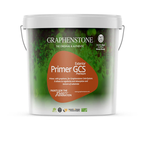 GCS Exterior - traditional lime and mineral primer for GCS paints