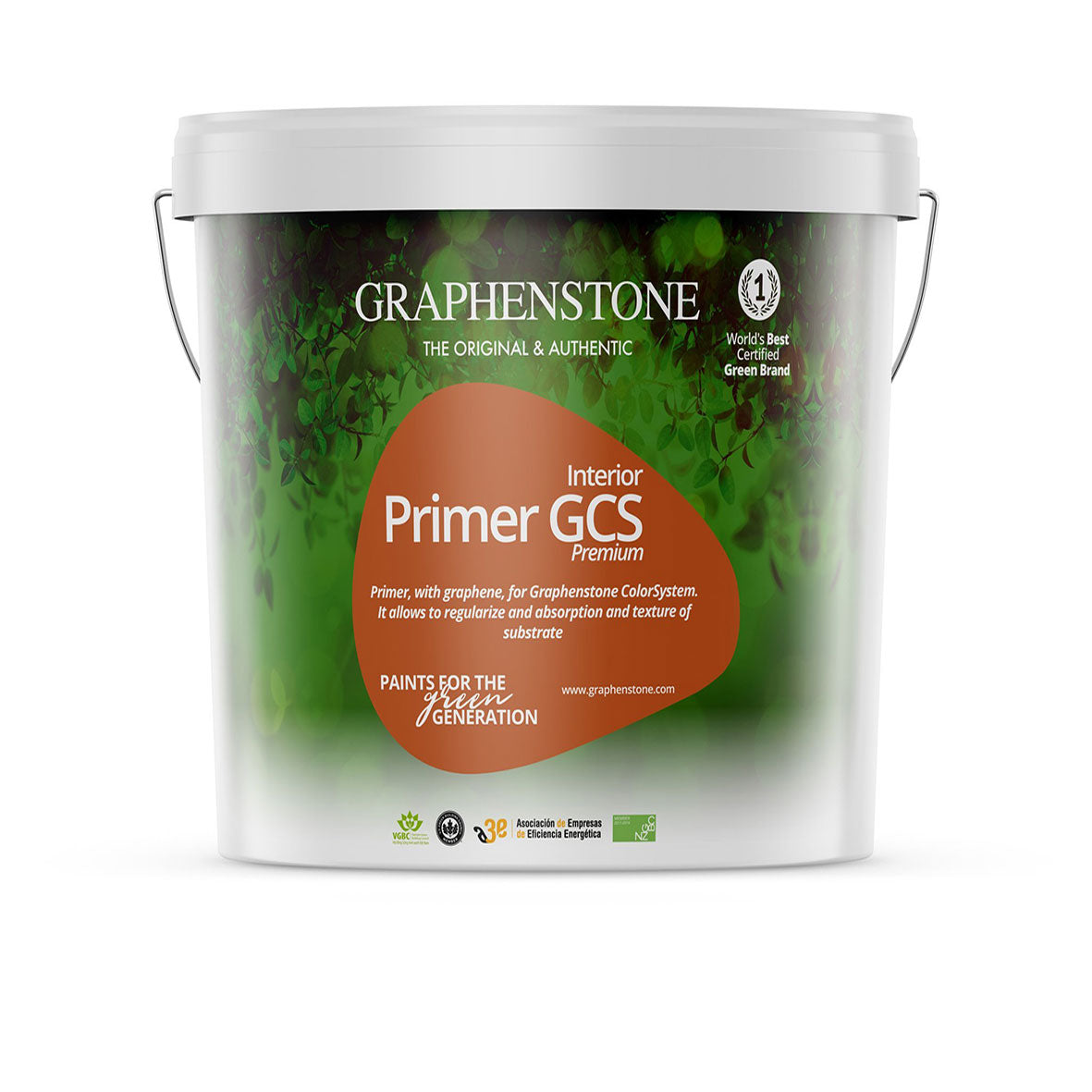 GCS Interior - traditional lime and mineral primer for GCS paints