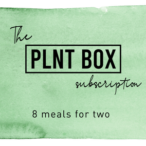 The PLNT Box - for two