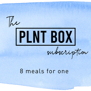 The PLNT Box - for one