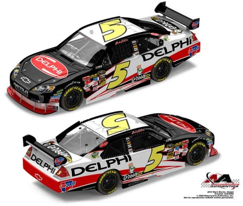 2010 #5 Delphi Action Racing Diecast