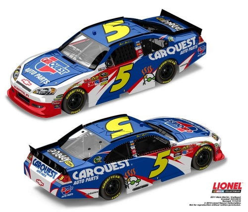2011 #5 Carquest Action Racing Diecast