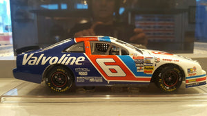 1993 #6 Valvoline Darlington Raced Win 1/24 Diecast AUTOGRAPHED
