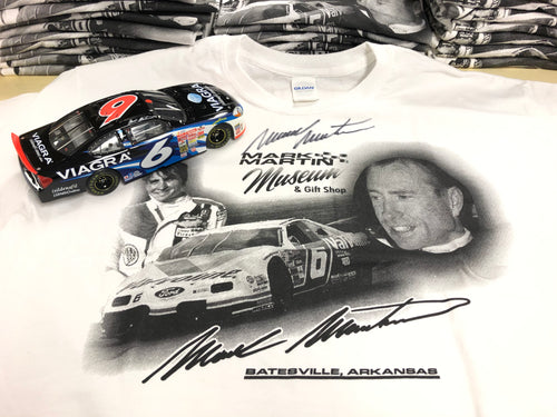 #6 Coca-Cola 600 Winning Diecast with Free Autographed T-Shirt