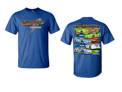 5-Time IROC Champion T-Shirt
