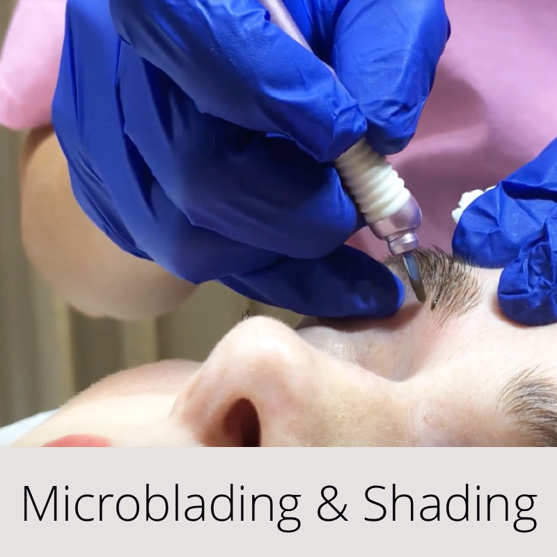 Eyebrows - Microblading & Machine
