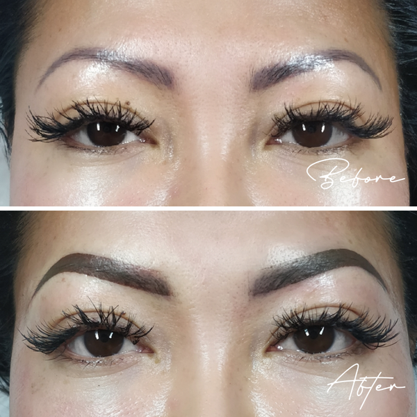 Eyebrows - Touch Up - Powder Brow