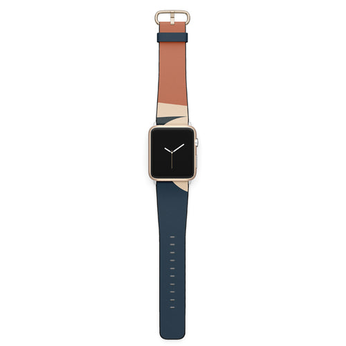Mountain Dusk Apple Watch strap