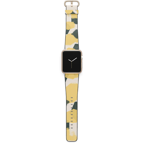 Turtle Shell Apple Watch strap