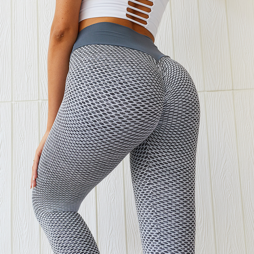 Anti-Cellulite Booty Scrunch Legging
