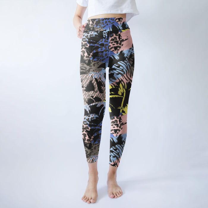 Jungle Juice Printed Leggings