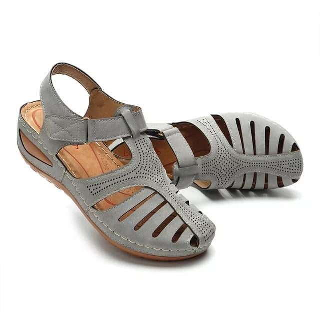Women's Comfortable Beach Sole Orthopedic Bunion Corrector Sandals