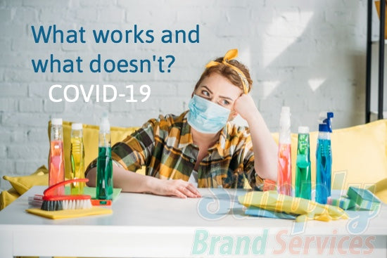 What the Pro's Use: A Professional Cleaners Approach to COVID-19 😷