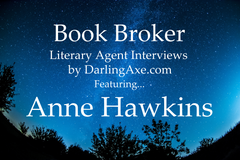 Book Broker – an interview with Anne Hawkins