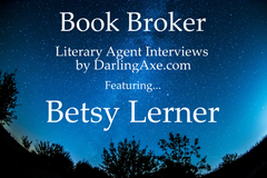 Book Broker: an interview with Betsy Lerner