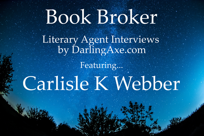 Book Broker – an interview with Carlisle K. Webber