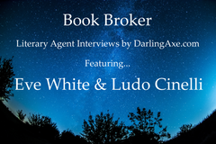 Book Broker – An interview with Eve White & Ludo Cinelli