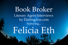 Book Broker – an interview wtih Felicia Eth