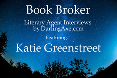 Book Broker – An interview with Katie Greenstreet