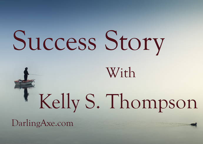 Success Story with Kelly S. Thompson