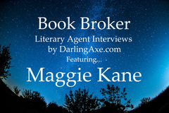 Book Broker – an interview with Maggie Kane