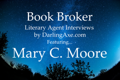 Book Broker – an interview with Mary C. Moore