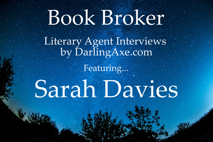 Book Broker – an interview with Sarah Davies
