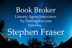 Book Broker – an interview with Stephen Fraser