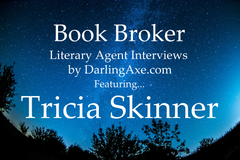 Book Broker – an interview with Tricia Skinner