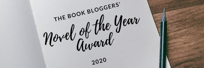 The First Annual Book Bloggers' Novel of the Year Award
