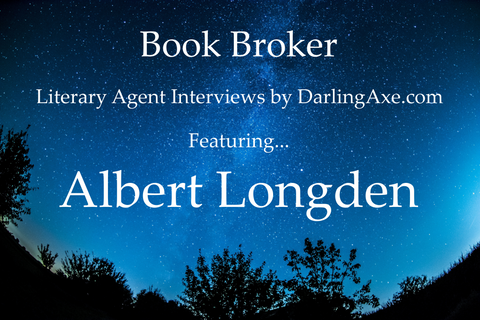 Interview with literary agent Albert T Longden about advice and tips for querying writers, authors seeking representation for their manuscript