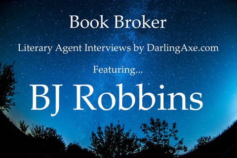 Interview with literary agent BJ Robbins from BJRobbinsLiterary.com – advice for querying authors, query tips, and agency information