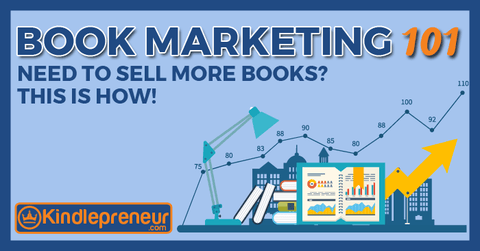 Book Marketing 101 on Kindlepreneur.com