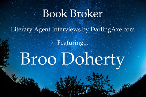 Book Broker - an interview with literary agent Broo Doherty of DHH Literary Agency