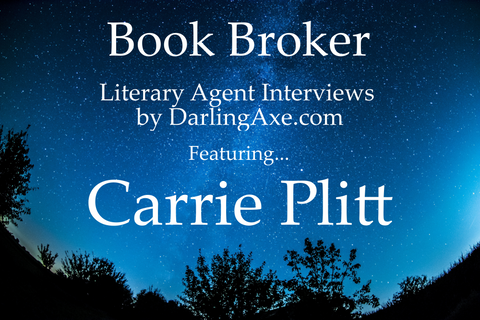 Book Broker: interview with literary agent Carrie Plitt with Felicity Bryan Associates