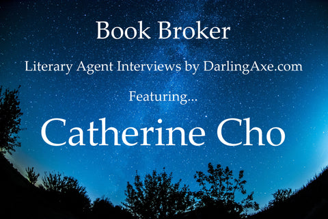 An interview with literary agent Catherine Cho from the Curtis Brown agency - tips and advice for writers and authors about writing and sending query letters