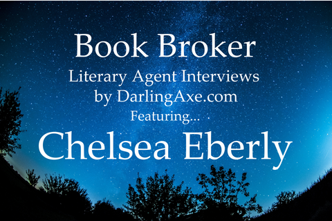 Book Broker – an interview with literary agent Chelsea Eberly from Greenhouse Agency