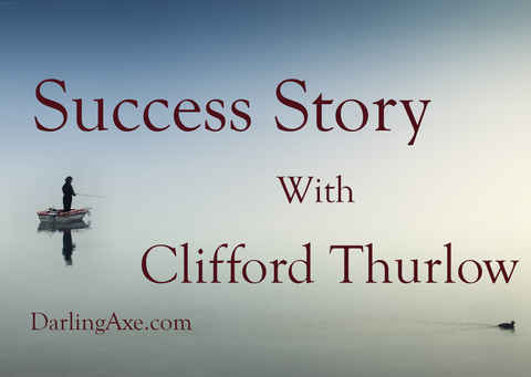 Success Story with Clifford Thurlow - writing advice from a published author