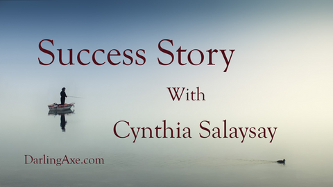 Success Story with Cynthia Salaysay, author of PRIVATE LESSONS
