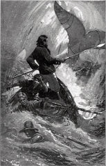 Story structure in Melville's Moby Dick
