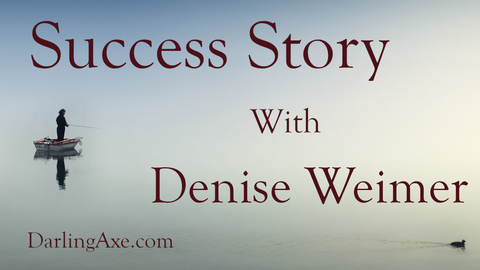 Success Story—Denise Weimer, author of BENT TREE BRIDE, on her journey to publication