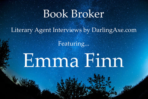Interview with Emma Finn, literary agent from the C&W agency
