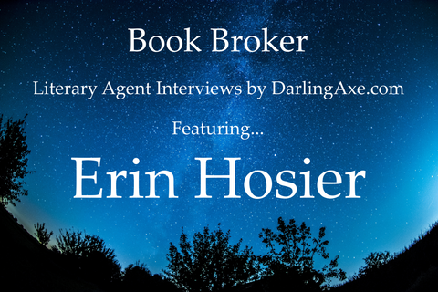 Book Broker: an interview with literary agent Erin Hosier from DCL Agency