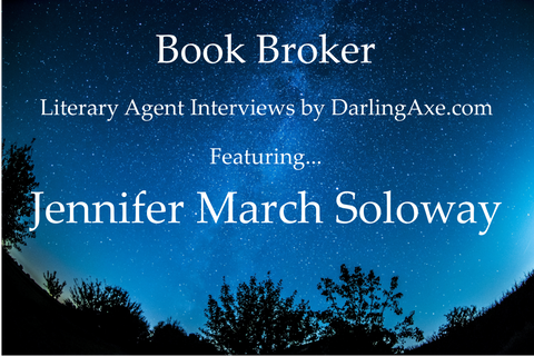 Interview with literary agent Jennifer March Soloway from Andrea Brown Lit