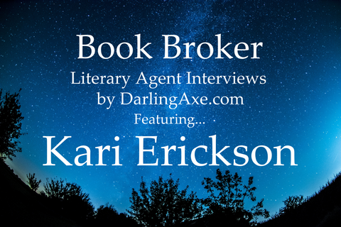 Book Broker—an interview with literary agent Kari Erickson of Hill Nadell Agency