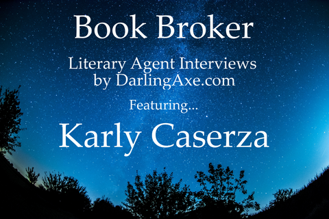Interview with literary agent Karly Caserza from Fuse Literary