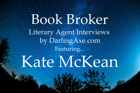 Book Broker -- an interview with literary agent Kate McKean
