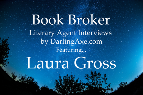An interview with Laura Gross, lit agent, head of the Laura Gross Literary Agency—Manuscript Wish List #mswl and querying tips