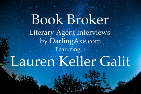 Interview with literary agent Lauren Keller Galit of LKG Agency (query advice, suggestions, and manuscript wish list #mswl tips)